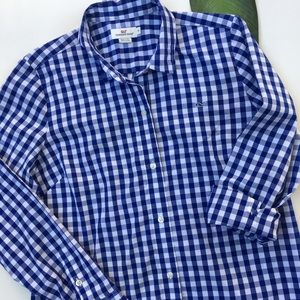 VINEYARD VINES | GINGHAM | LONG SLEEVE | SHIRT